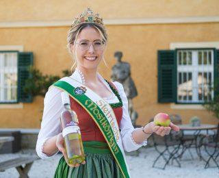Steirische Mostkönigin 2020 gekrönt
